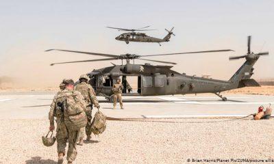 Tropas en Afganistán.