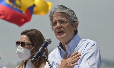 Guillermo Lasso, presidente electo de Ecuador. Foto: Télam.