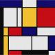 Piet Mondrian (imagen ilustrativa)