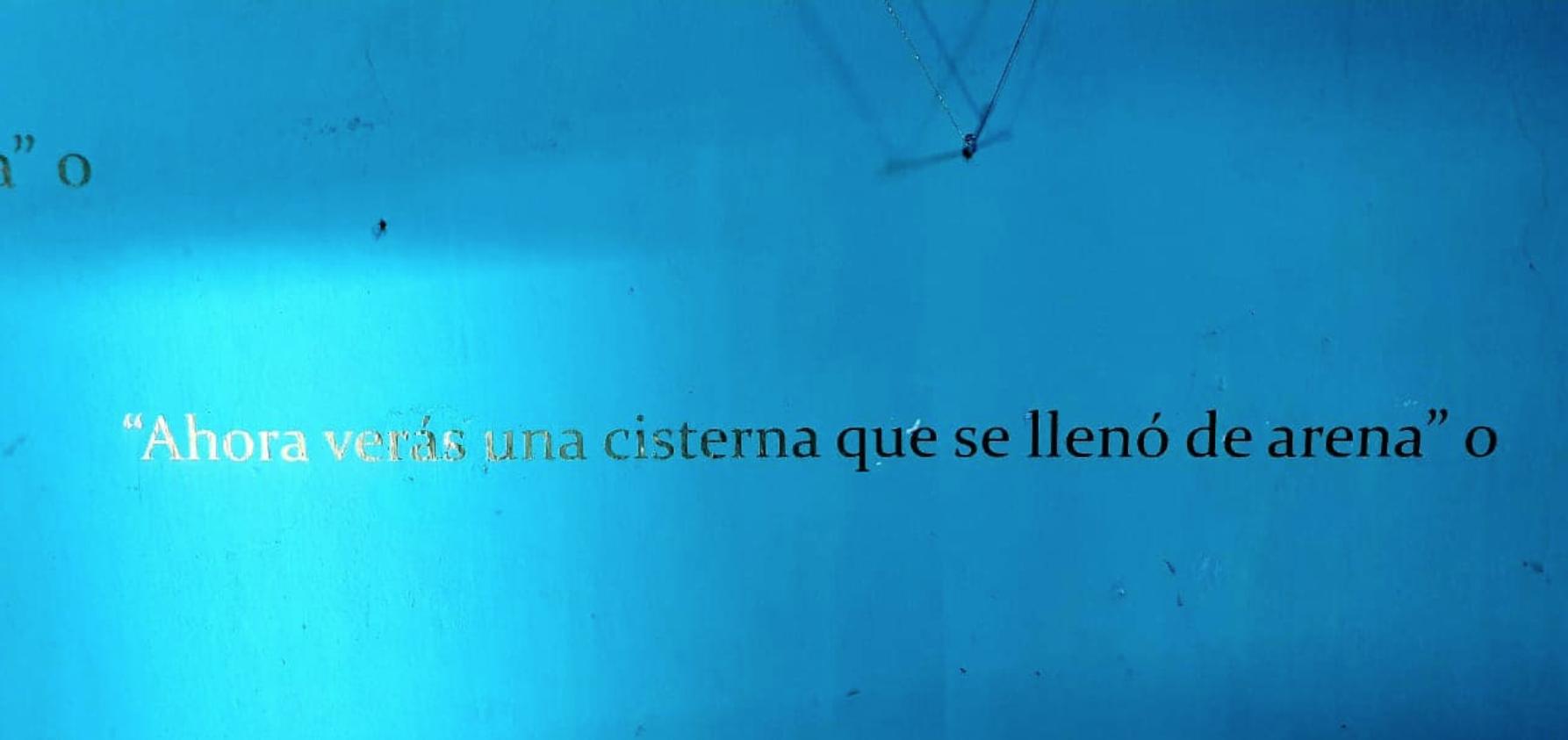 "Silvana Domínguez, ""El tiempo de las luciérnagas"", 2021 © Félix Toranzos"