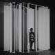 """Laura Márquez, """"Puertas inútiles"""", Buenos Aires, 1967. Colección CAV/Museo del Barro. Donación Constancia Gómez. Cortesía"""
