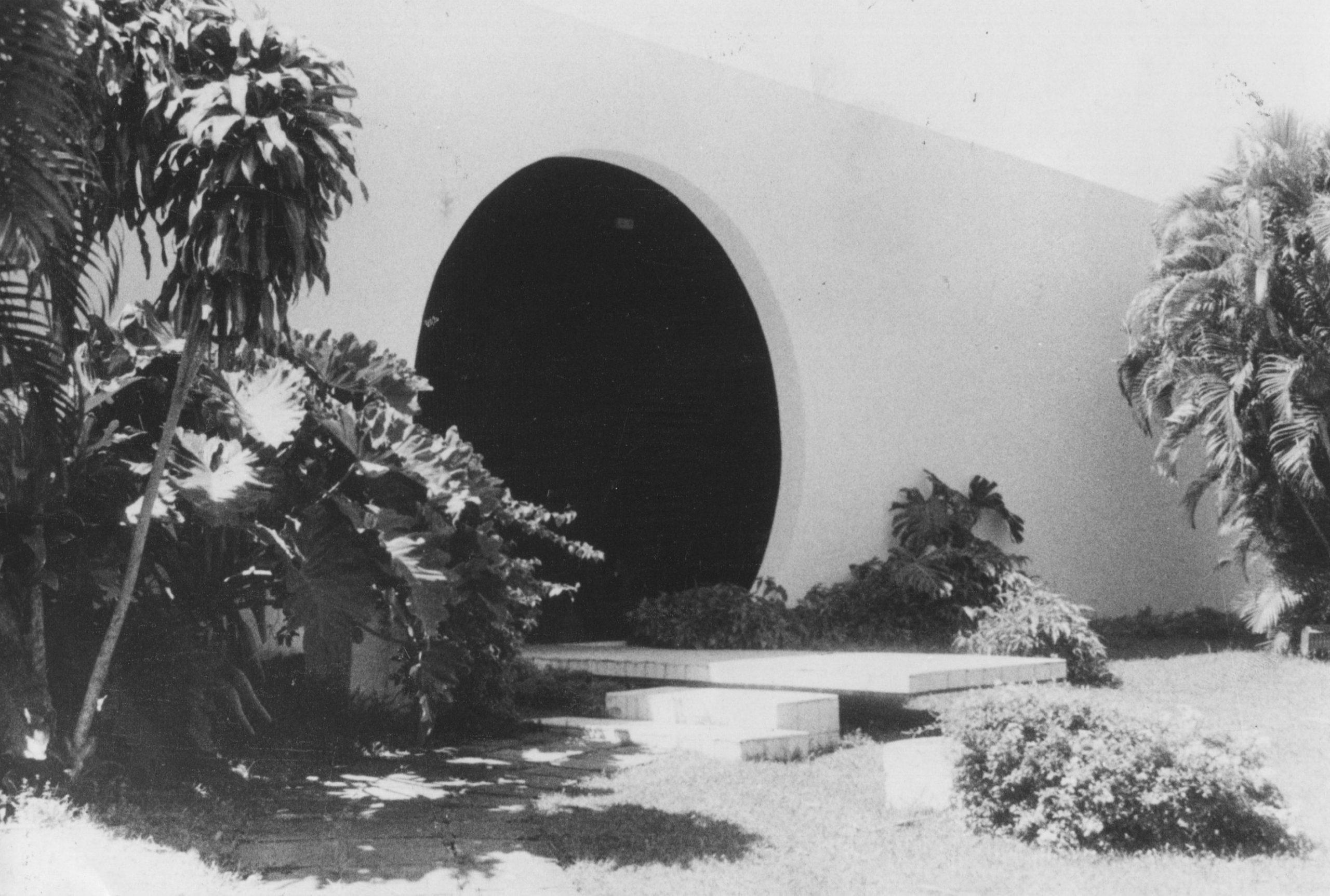 Casa Chase-López Moreira, ca. 1970. Gentileza CAV/Museo del Barro