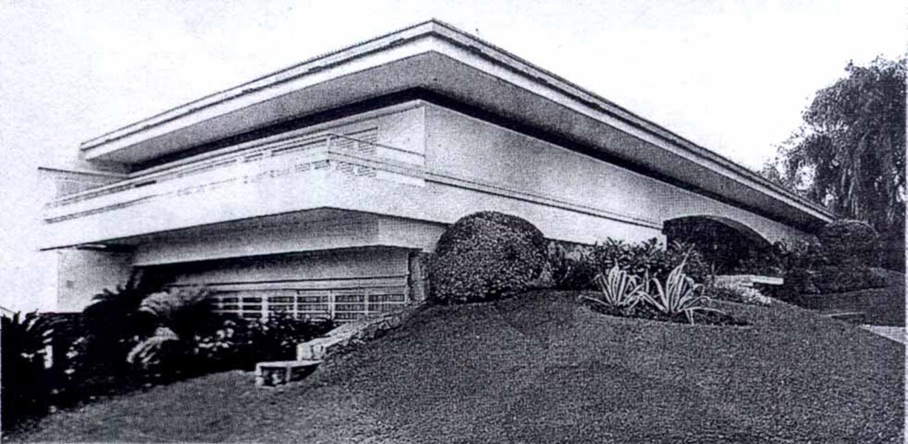 Casa Kostianovsky, ca. 1980. Gentileza