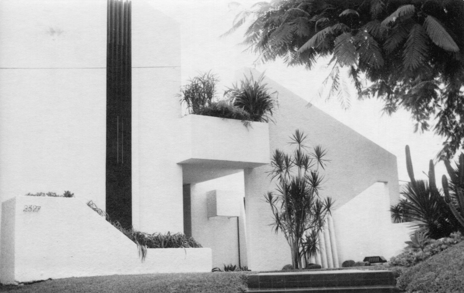Casa Rivas, ca. 1970. Gentileza CAV/Museo del Barro