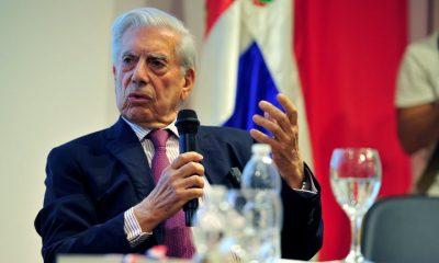 El escritor peruano Mario Vargas Llosa. Foto: EFE