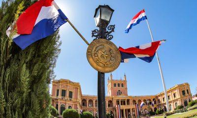 Fachada del Palacio de Gobierno. Foto: Agencia IP.