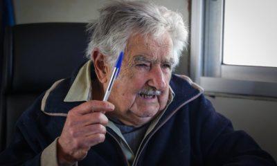 Foto de archivo del ex presidente uruguayo José Mujica. (EFE/Santiago Carbone)