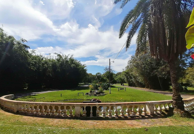 Portada Jardín Botánico y Zoológico de Asunción © Marli Delgado
