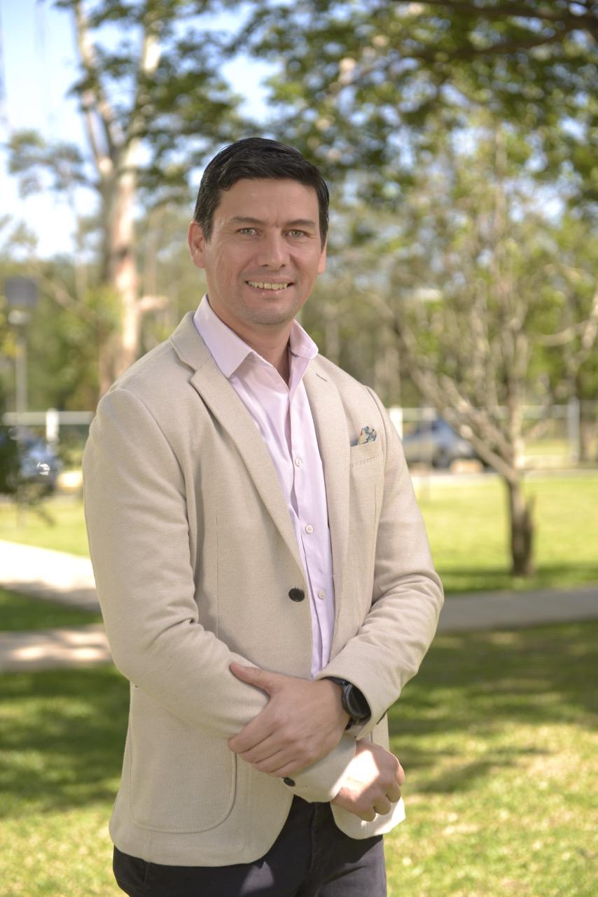Paul Gastón, Director de la Unidad de Consumo Masivo de Tigo Paraguay.