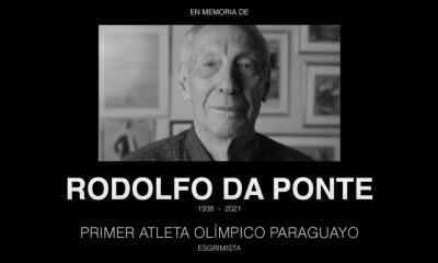 Foto: Comité Olímpico Paraguayo.