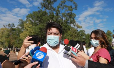 Director de la XI Región Sanitaria, Roque Silva. Foto: Archivo.