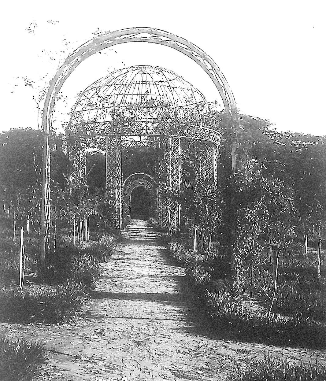 El Rosedal, ca. 1920. Revista Municipal