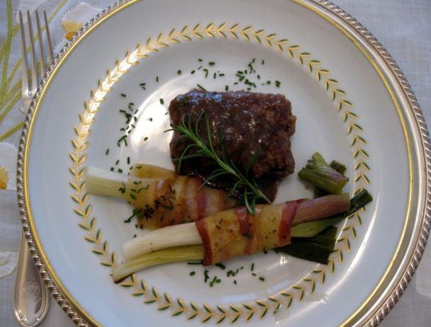Scalope alla romana, un menú que nunca puede fallar. Foto: Gentileza.