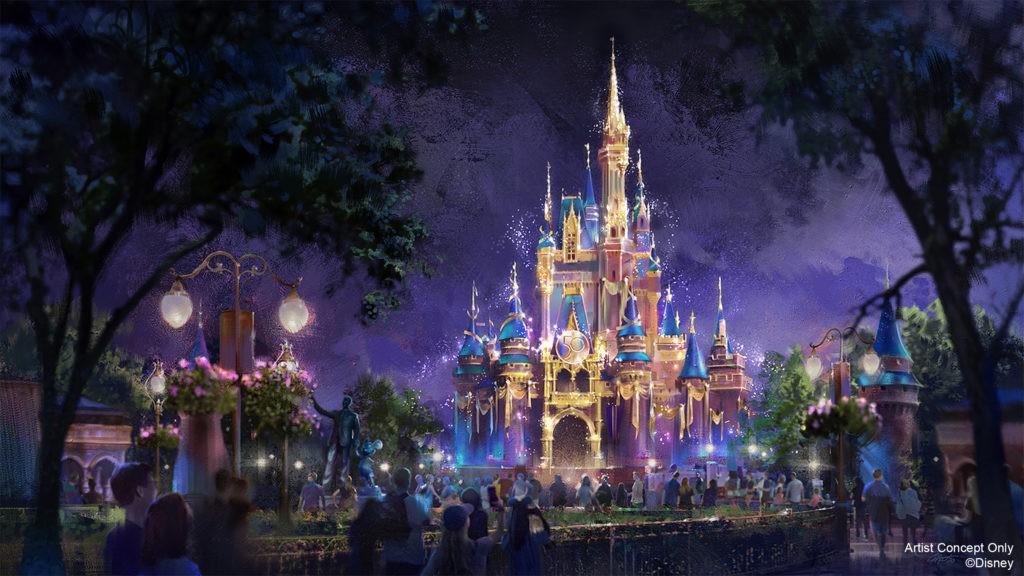 Castillo Beacon Rendering. Foto: Blog Disney.
