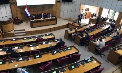 Cámara de Senadores.