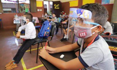 El MEC prepara regreso a las clases en modo presencial. Foto: Archivo.