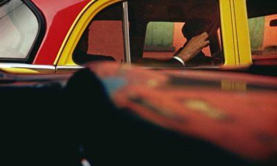 "Saul Leiter, ""Taxi"", 1957 (imagen ilustrativa)"