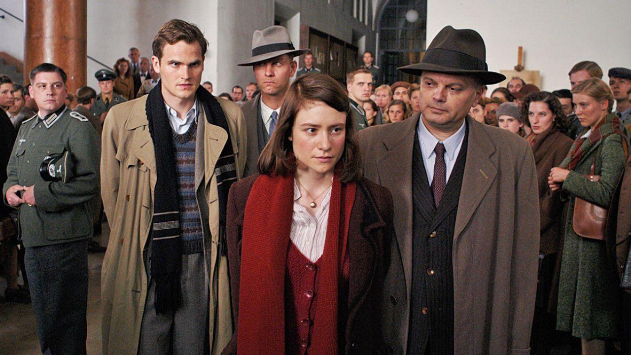 """""""Sophie Scholl – Die letzten Tage"""" (2005) dirigida por Marc Rothemund"""