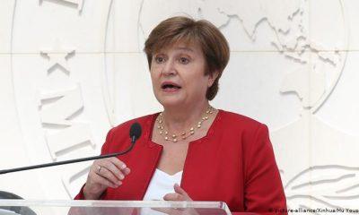 Kristalina Georgieva. Foto: DW.