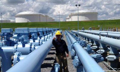 Colonial Pipeline es la red que envía combustible desde la costa del Golfo de Texas a la costa este estadounidense. Foto: Getty.