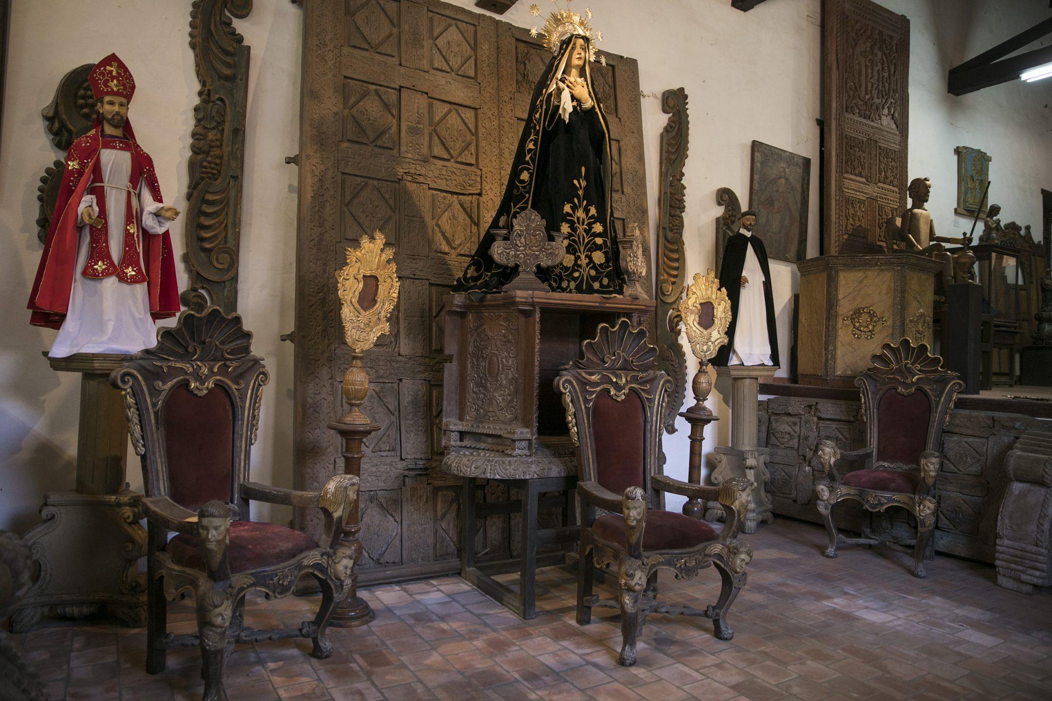 Museo Juan Sinforiano Bogarín © Laura Mandelik (imagen ilustrativa)