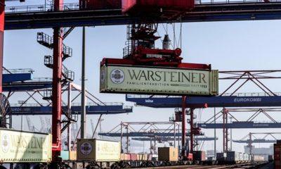 Comercio internacional. Foto: Télam.