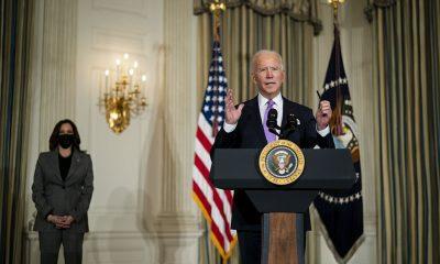 Joe Biden, presidente de los Estados Unidos. Foto: Télam.
