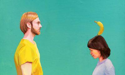 "Nacho Vergara, ""Banana"", ganador del Premio nacional de pintura Fundación Mainel 2019"