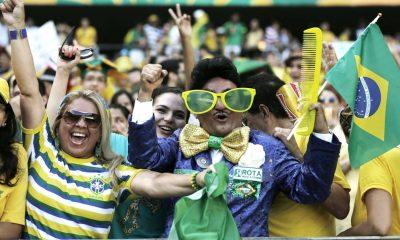 Los aficionados podrán ocupar hasta el 15% del aforodel estadio Castelão, en San Luis. Foto: O Estado.