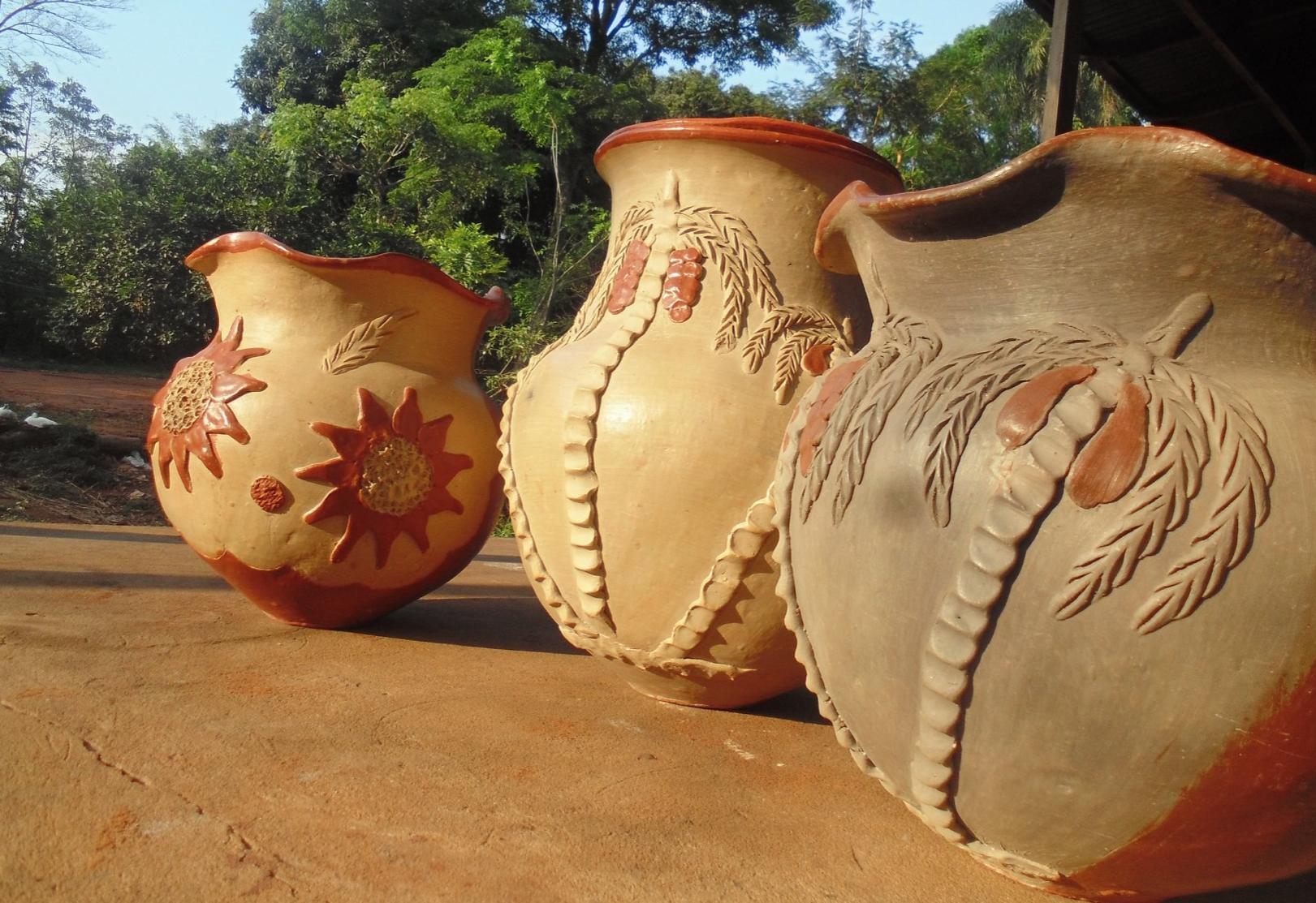 Colectivo de Mujeres Alfareras Nativas de Caaguazú