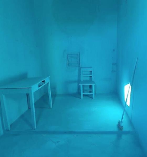 """Bernardo Krasniansky, """"La siesta"""", 2021. Cortesía"""