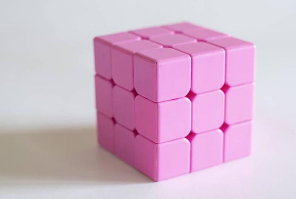 """Paule Godoy, """"Cubo complaciente"""", obra ganadora Premio Matisse 2020"""
