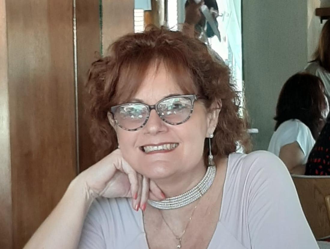 Gloria Velilla. Cortesía