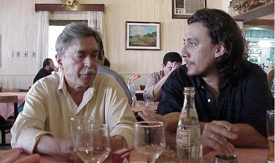 Paulo Mendes da Rocha y Solano Benítez. Cortesía