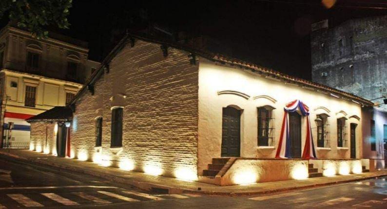 Casa de la Independencia. Imagen ilustrativa.