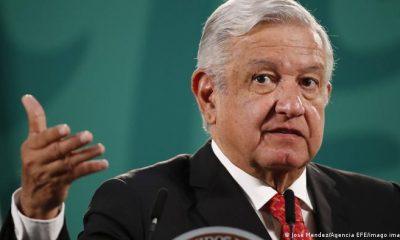 Andrés Manuel López Obrador, presidente de México. Foto: Archivo.