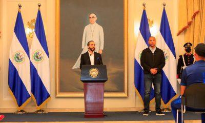 Nayib Bukele, presidente de El Salvador. Foto: Casa Presidencial