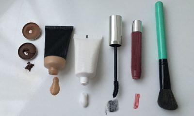 Es importante tener información sobre los componentes del maquillaje, explican desde Artcycle. Foto: Ilustración.