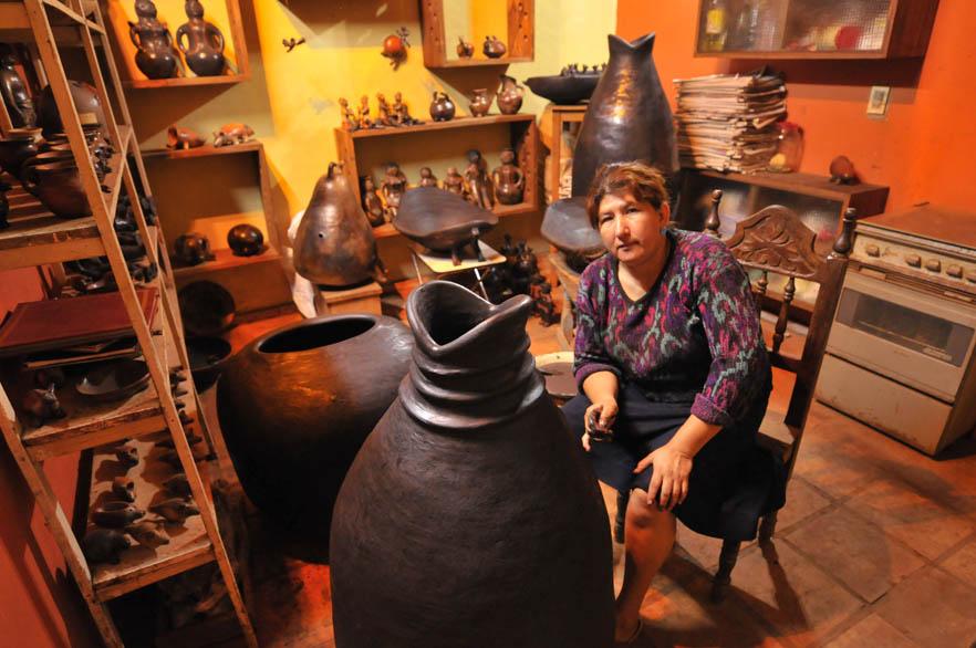 Julia Isídrez © Fernando Allen