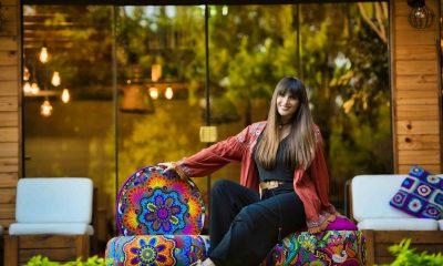 Laura García Rubin, creadora de Ohana. Foto: Gentileza.