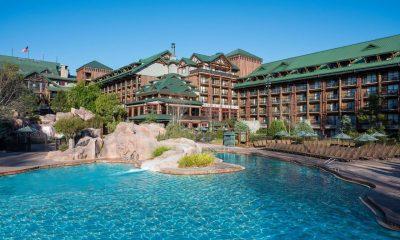 Wilderness Lodge es uno de los complejos más majestuosos que tiene DisneyWorld.Foto: Srita. Méndez.