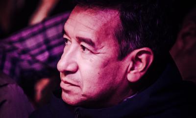 Gabriel Romero, presidente del Instituto de Cultura de Corrientes, organizador de ArteCo © Marcelo Corrales