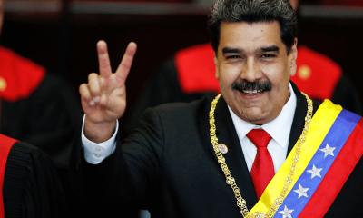 Nicolás Maduro. Foto: Getty