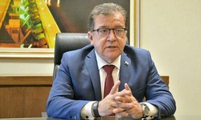 Nicanor Duarte Frutos, director de la Eby. Foto: Archivo.