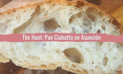 Pan ciabatta de Humo Café. Foto: La Michelina.
