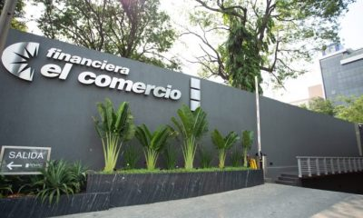 Uno de los locales de Financiera El Comercio. Foto: Revista Plus.