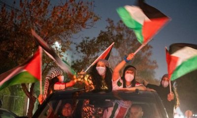Comunidad palestina en Chile.