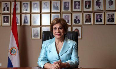 Gladys Bareiro de Módica. (Gentileza)
