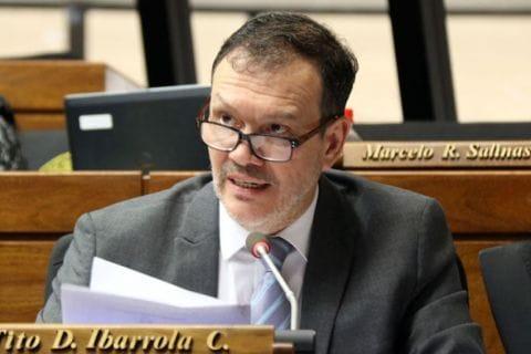 Diputado Tito Ibarrola (Foto Gentileza)