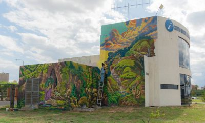 """Vero Sforza, """"Introspección"""", ganadora del Premio de Artes Visuales 2020"""